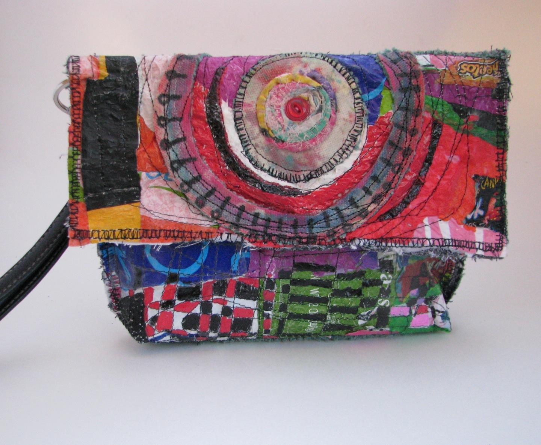 Plastic bag | u p C y c l e d ART