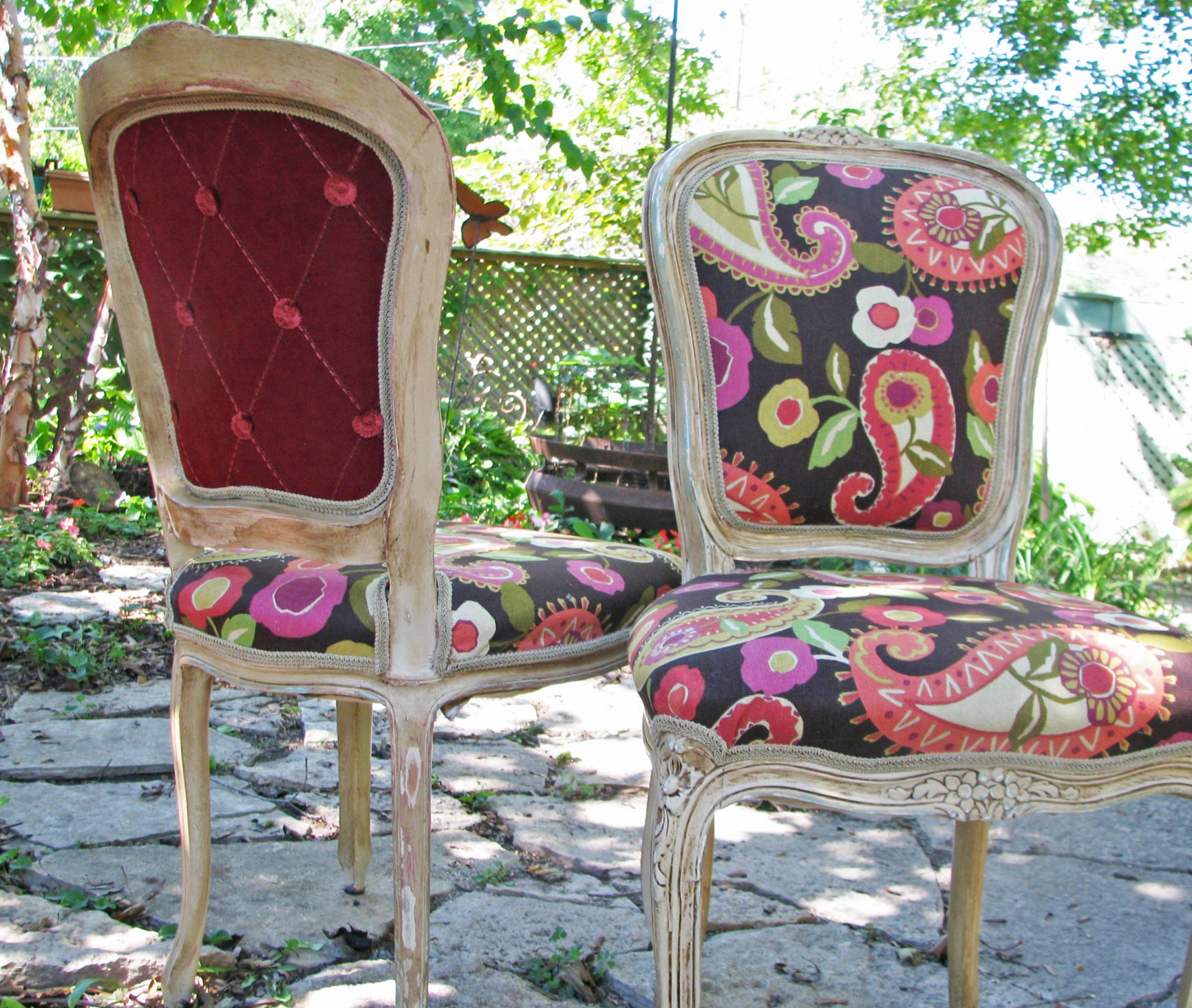 Upcycled Chairs U P C Y C L E D Art