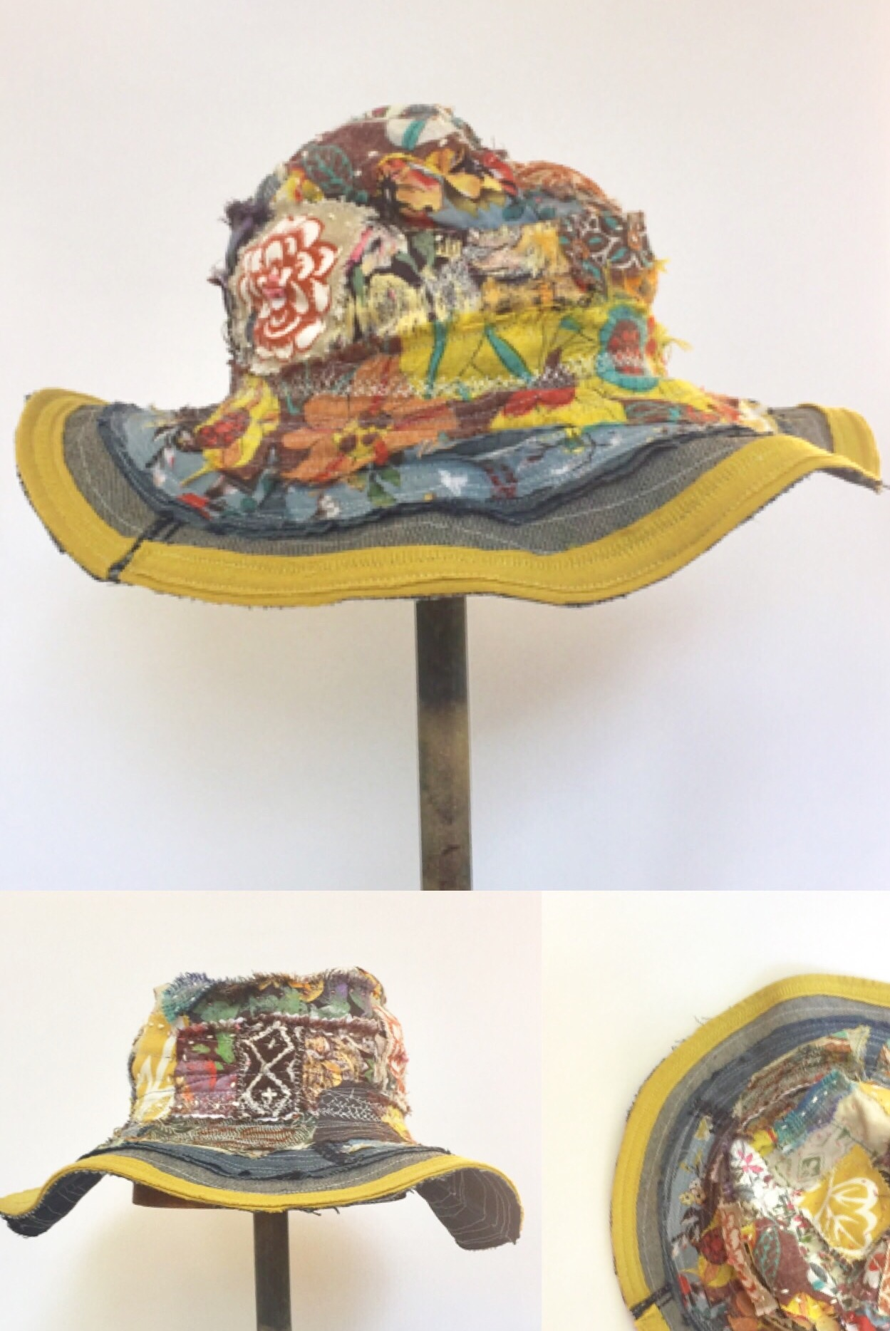 Upcycled Art: Taking the Old and Making It New | Yucandu  |Upcycled Art